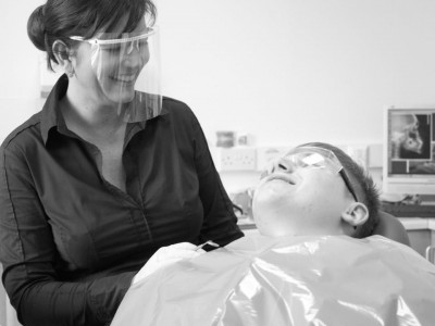 Shona and Patient - Clontarf Orthodontics
