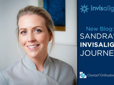 Sandra Invisalign Journey Blog
