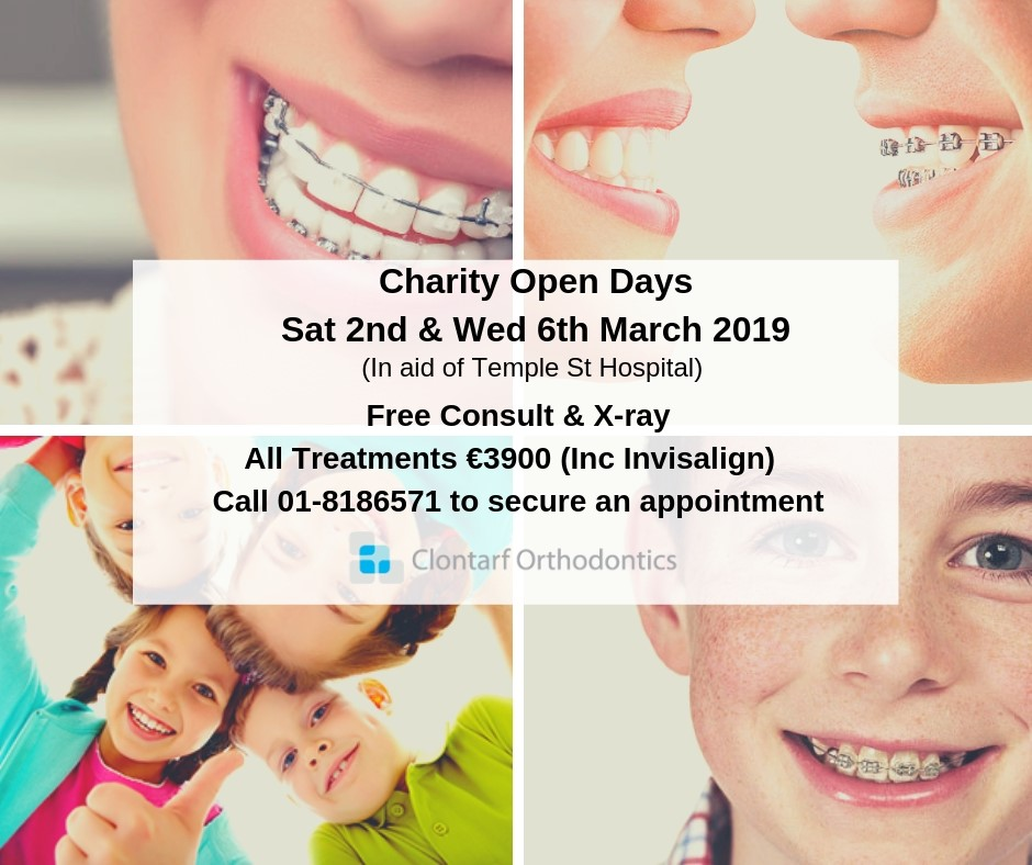 Charity Open Days 2019