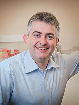 Dr John O'Mahony clontarf-orthodontics