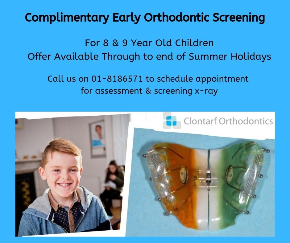 Early Orthodontic Screening